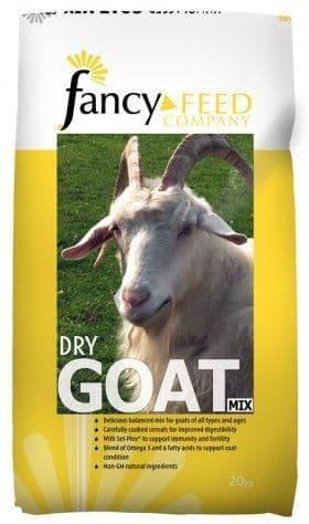 Fancy feeds dry goat mix